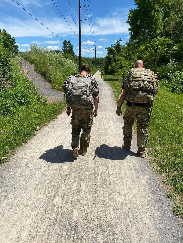 Veterans Day Ruck Walk